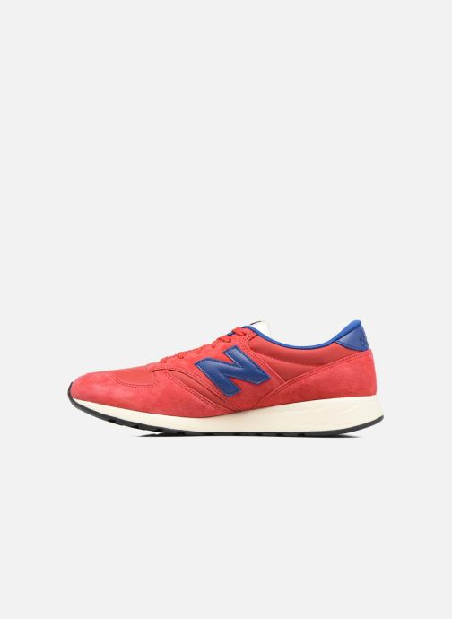 Trainers New Balance MRL420 Red front view